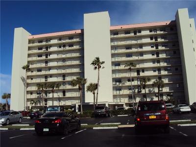 Jensen Beach Condo/Townhouse For Sale: 9400 S Ocean