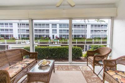 Stuart, Jensen Beach, Hutchinson Island Condo/Townhouse For Sale: 1856 SW Palm City