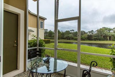 Stuart, Jensen Beach, Hutchinson Island Condo/Townhouse For Sale: 1550 SE Hampshire
