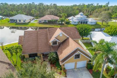 Palm City Single Family Home For Sale: 1193 SW Middle Stream