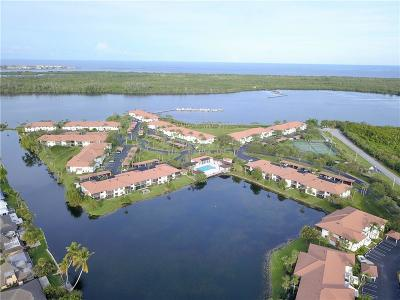 Stuart, Jensen Beach, Hutchinson Island Condo/Townhouse For Sale: 6121 SE Landing