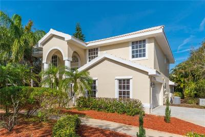 Palm City Single Family Home For Sale: 1523 SW Sea Holly