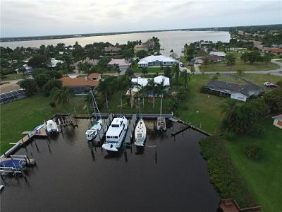 Stuart Single Family Home For Sale: 2811 NW St Lucie