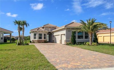 Port Saint Lucie Single Family Home For Sale: 10650 SW Capraia