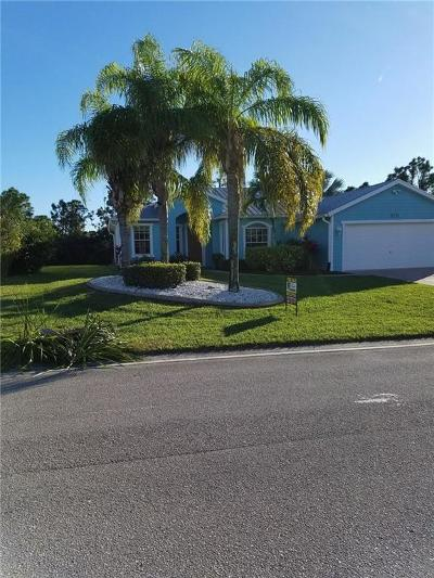 Jensen Beach Single Family Home For Sale: 518 NW Ember