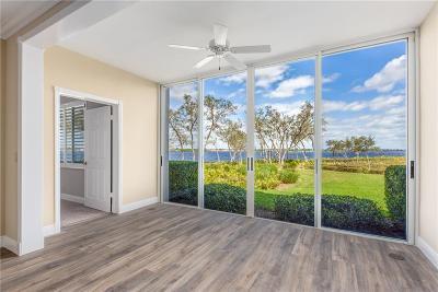 Palm City Condo/Townhouse For Sale: 12366 Harbour Ridge