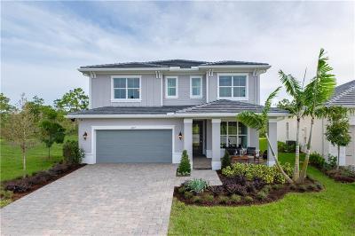 Stuart Single Family Home For Sale: 4773 SW Briarwood