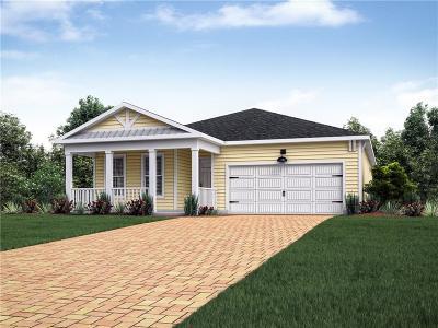 Stuart Single Family Home For Sale: 4702 SW Millbrook