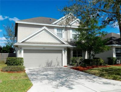 Palm City Single Family Home For Sale: 2903 SW Pond