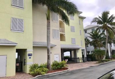 Stuart, Jensen Beach, Hutchinson Island Condo/Townhouse For Sale: 775 NW Flagler