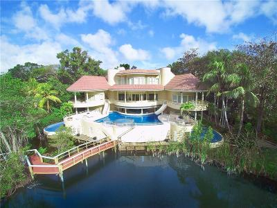 Sewalls Point FL Single Family Home For Sale: $4,900,000