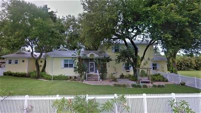 Stuart Single Family Home For Sale: 595 SW Harbor