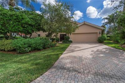 Palm City Single Family Home For Sale: 1507 NW Sawgrass