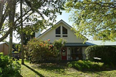 Hobe Sound Single Family Home For Sale: 8102 SE Shiloh