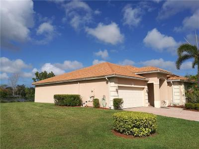 Stuart Single Family Home For Sale: 1417 SE Legacy Cove