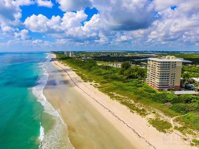 Stuart, Jensen Beach, Hutchinson Island Condo/Townhouse For Sale: 3702 N Atlantic Beach