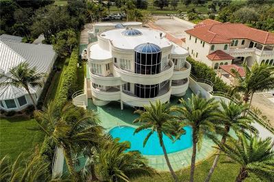 Stuart Single Family Home For Sale: 2001 SE Saint Lucie