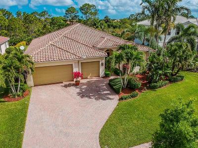 Palm City Single Family Home For Sale: 4981 SW Saint Creek