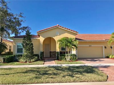 Port Saint Lucie Single Family Home For Sale: 10000 SW Cicero