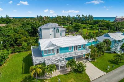 Stuart Single Family Home For Sale: 5187 NE Shore Village Terrace