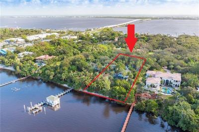 Sewalls Point FL Single Family Home For Sale: $1,800,000