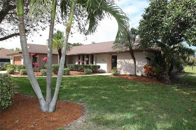 Jensen Beach Single Family Home For Sale: 527 NE Silver Oak