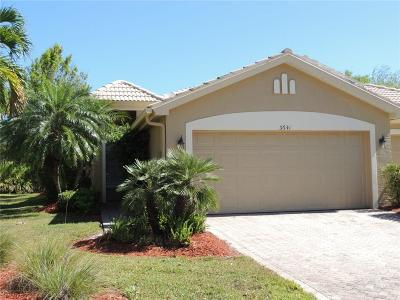 Jensen Beach Single Family Home For Sale: 3641 NW Willow Creek