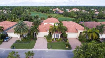 Palm City Single Family Home For Sale: 850 SW Palm Cove