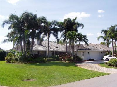 Stuart Single Family Home For Sale: 3481 SE Fairway