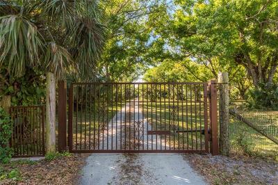Vero Beach Single Family Home For Sale: 4335 60th