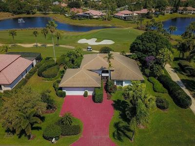 Palm City Single Family Home For Sale: 4961 SW Parkgate