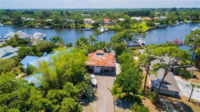 Stuart Single Family Home For Sale: 3564 SE Old Saint Lucie
