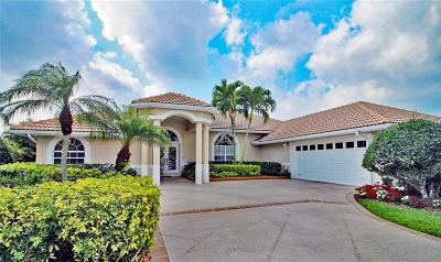 Hobe Sound Single Family Home For Sale: 8161 SE Double Tree