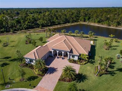 Palm City Single Family Home For Sale: 5540 SW Peach Palm Place
