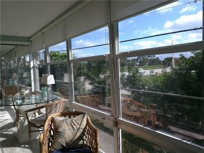 Martin County Condo/Townhouse For Sale: 2600 SE Ocean