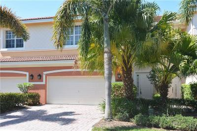 Palm City Condo/Townhouse For Sale: 2356 SW Island Creek Trail