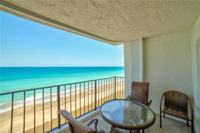 Stuart, Jensen Beach, Hutchinson Island Condo/Townhouse For Sale: 9490 S Ocean Drive