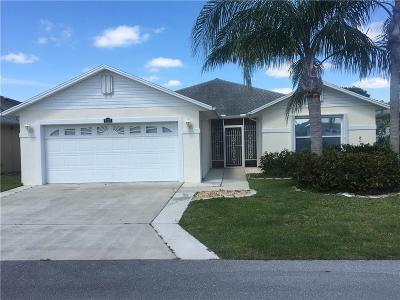 Fort Pierce Single Family Home For Sale: 6737 Campanilla