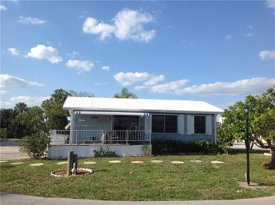 Jensen Beach Condo/Townhouse For Sale: 10851 S Ocean