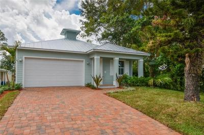 Palm City Single Family Home For Sale: 942 SW 27th Street