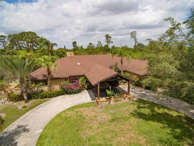 Palm City Single Family Home For Sale: 2032 SW Racquet Club