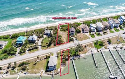 Vero Beach Single Family Home For Sale: 12810 Highway A1a