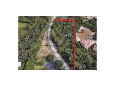 Stuart, Jensen Beach Residential Lots & Land For Sale: NE Sugarhill Avenue