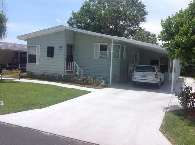 Indiantown FL Mobile/Manufactured For Sale: $74,500