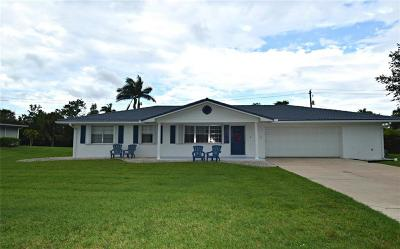 Stuart Single Family Home For Sale: 2421 NW Everglades