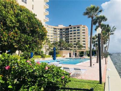 Palm Beach County Condo/Townhouse For Sale: 2600 N Flagler Drive