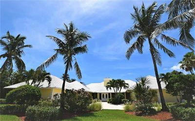 Stuart Single Family Home For Sale: 6720 SE South Marina