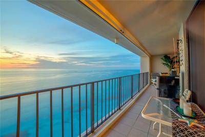 Stuart, Jensen Beach, Hutchinson Island Condo/Townhouse For Sale: 8750 S Ocean Drive