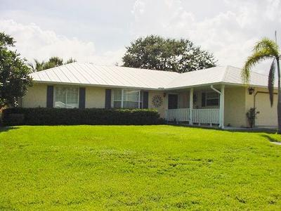 Sewalls Point FL Single Family Home For Sale: $3,000