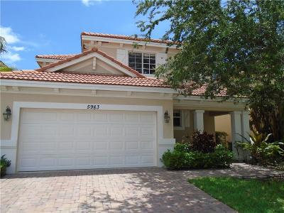 Hobe Sound Single Family Home For Sale: 5983 SE Crooked Oak